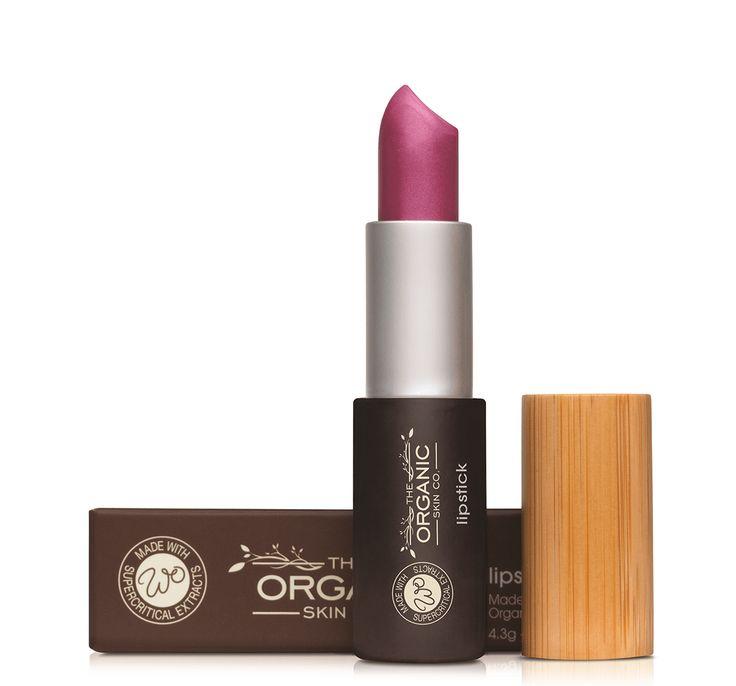 World Organic Lipstick Blossom