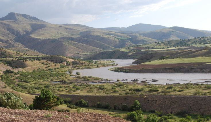 Image result for euphrates river valley great river
