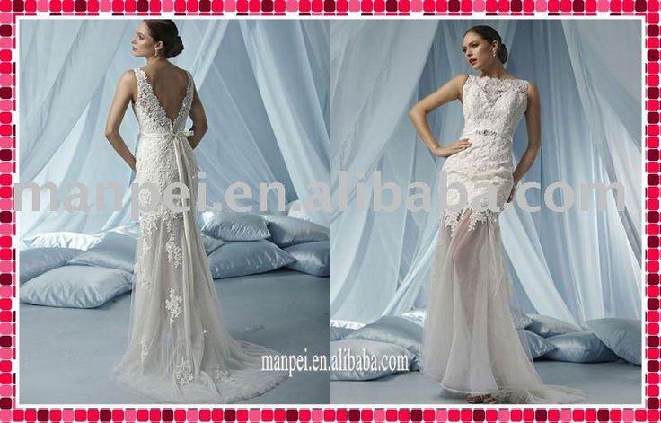Купить товар2011 уникальный дизайн сказочные линии v обратно houte моды свадьбы невеста платье, MPW 58 в категории Свадебные платьяна AliExpress.       О нас      Мы являемся надежным деловым партнером для вас!  Мы были вовлечены в свадебной индустрии более 10 лет.