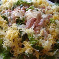 Photo de recette : Salade de poulet Santa Fe