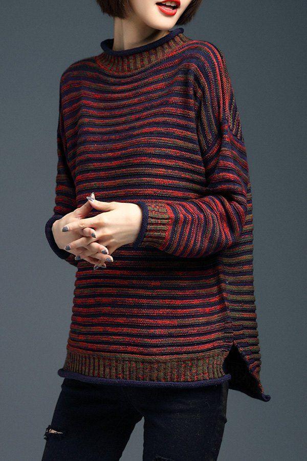 perfect striped knit!!