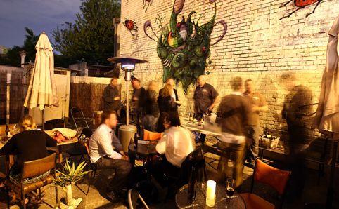 Bar Crawl Fitzroy, Victoria, Australia