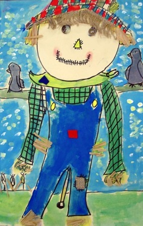 Alisyn1's art on Artsonia, grade 2 (Donna Staten)