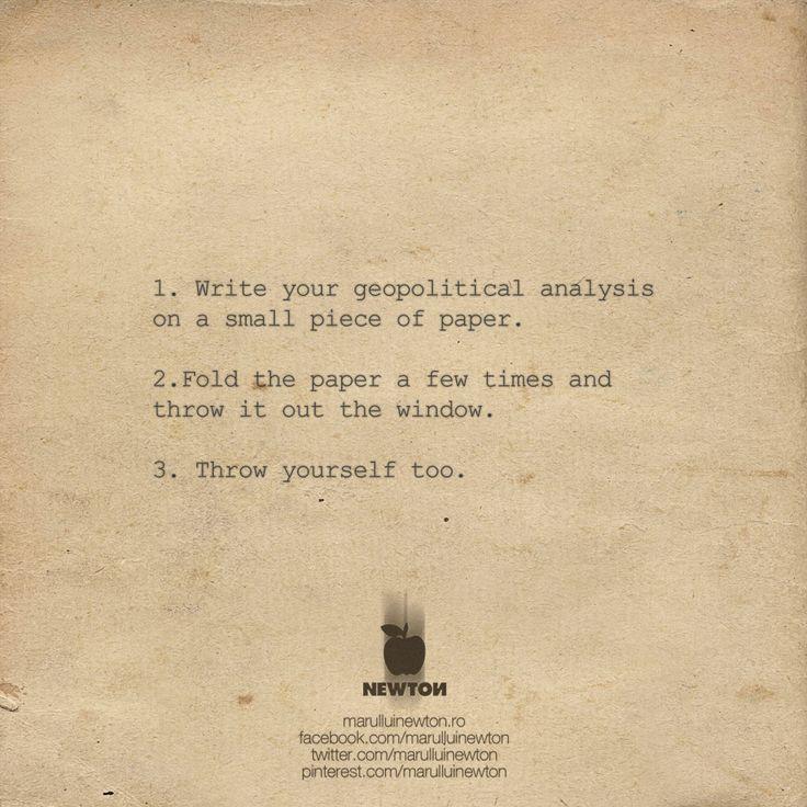 --------------- casual economist defenestration.
