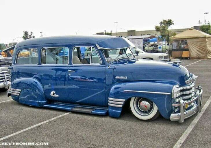 Probably the most beautiful suburban EVER!!!