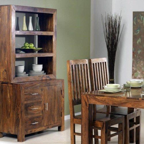 Heritage Furniture UK Laguna Sheesham 2 Door Dresser