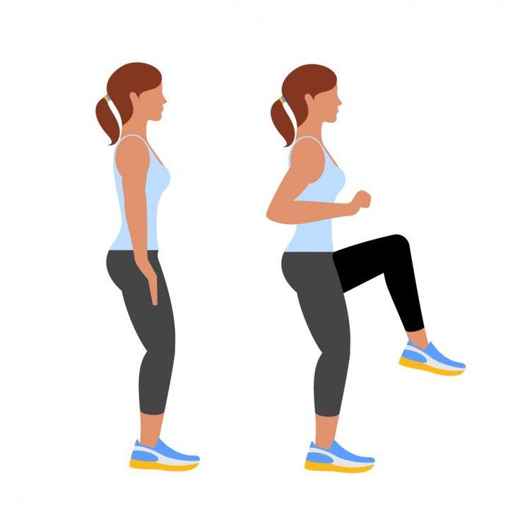 Ходьба на цыпочках для похудения