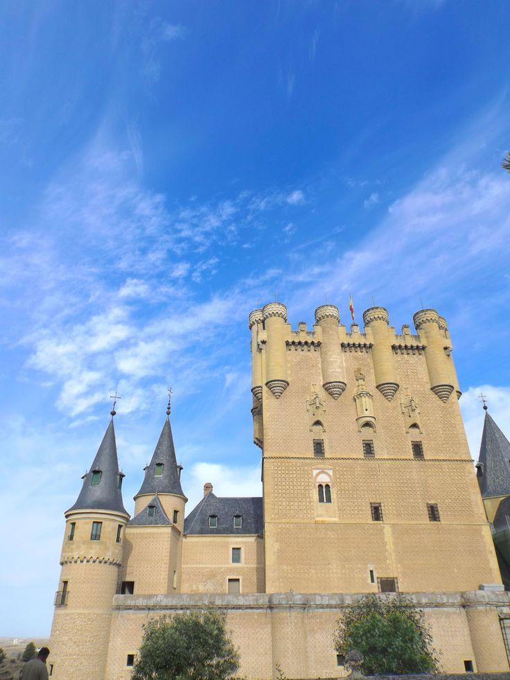 Alcázar (Segovia) España