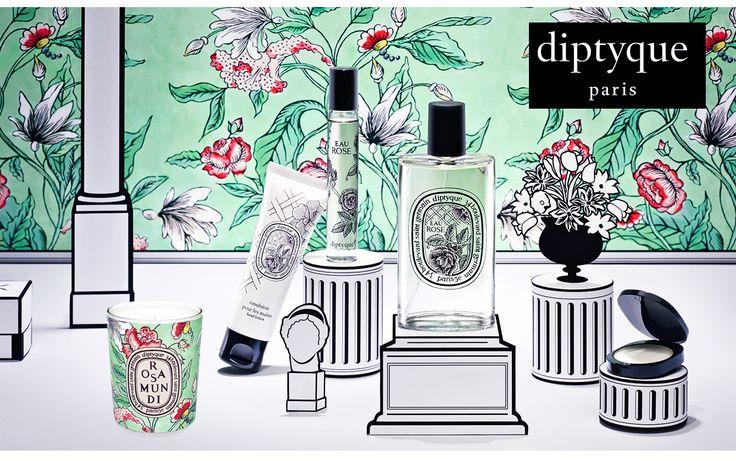Diptyque Rosamundi - Valentinstag 2017 #valentine #valentine2017 #valentinstag #valentinstag2017 #meister_parfumerie #duftkerzen #beauty #nischenduft