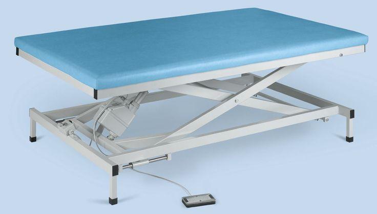 Table de massage et soin kinésithérapie, et ostéopathie Bobath pour cabinet paramédical