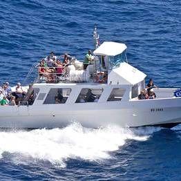 Laser Capri - Marina Grande - Grotta Azzurra e ritorno - via Levante