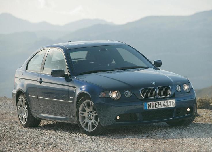 2003 BMW 325ti Compact