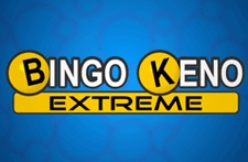 Bingo Keno Extreme. Play 1 to 9 cards. The more you match, the more you win!