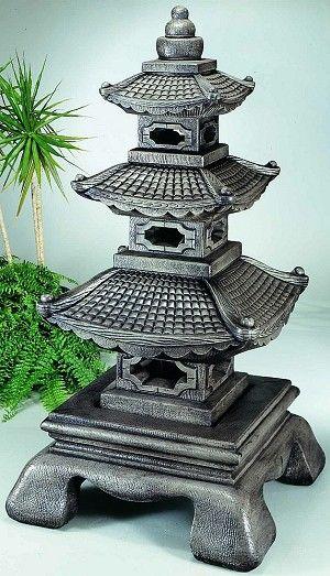Japanese Pagoda Garden Statue  So nice, but so expensive