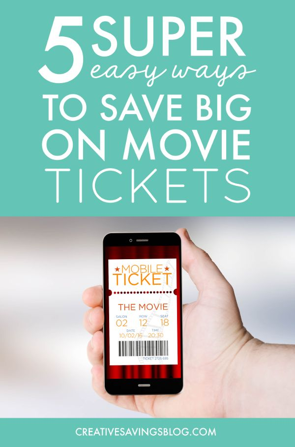 The 25+ best ideas about Movie Ticket Deals on Pinterest Ticket - movie theater ticket template