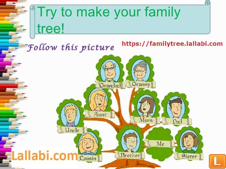 Create your #FamilyTree #Connect and Maintain good #Relation with your #family #members #Blood #Relations To generate Family #Tree visit: