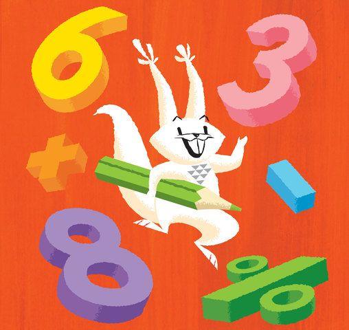 Oppi&ilo - Jännittävä matematiikka
