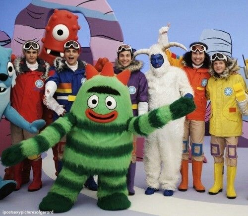 My chemical romance did a song for yo gabba gabba. I'm dying