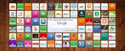 http://www.symbaloo.com/mix/herramientasweb203 Aplicaciones para mejorar el trabajo de aula
