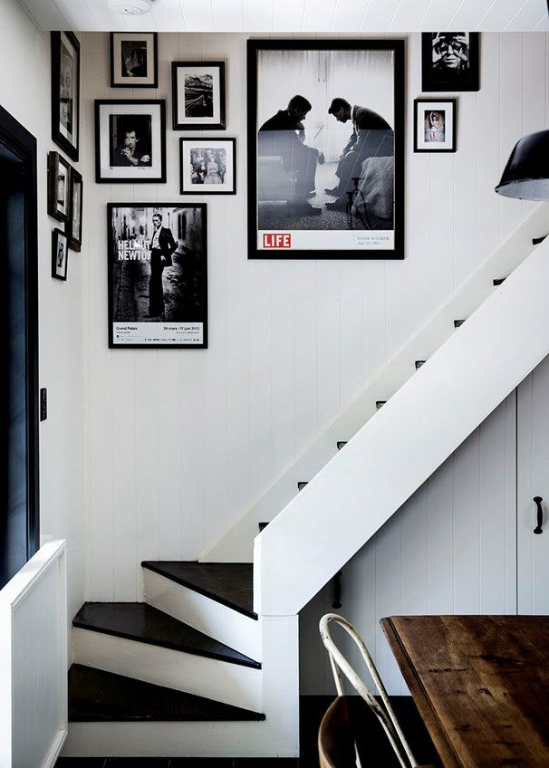 Take a glimpse inside this beautiful vintage-inspired home  This striking Sydney cottage embraces the old in a quintessentially modern manner