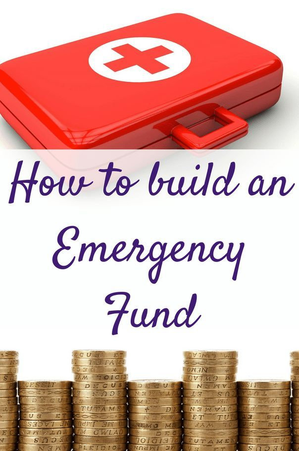 Do you have an Emergency Fund? One in four families in the UK has less than 100 saved and that needs to change - start building you savings with these tips
