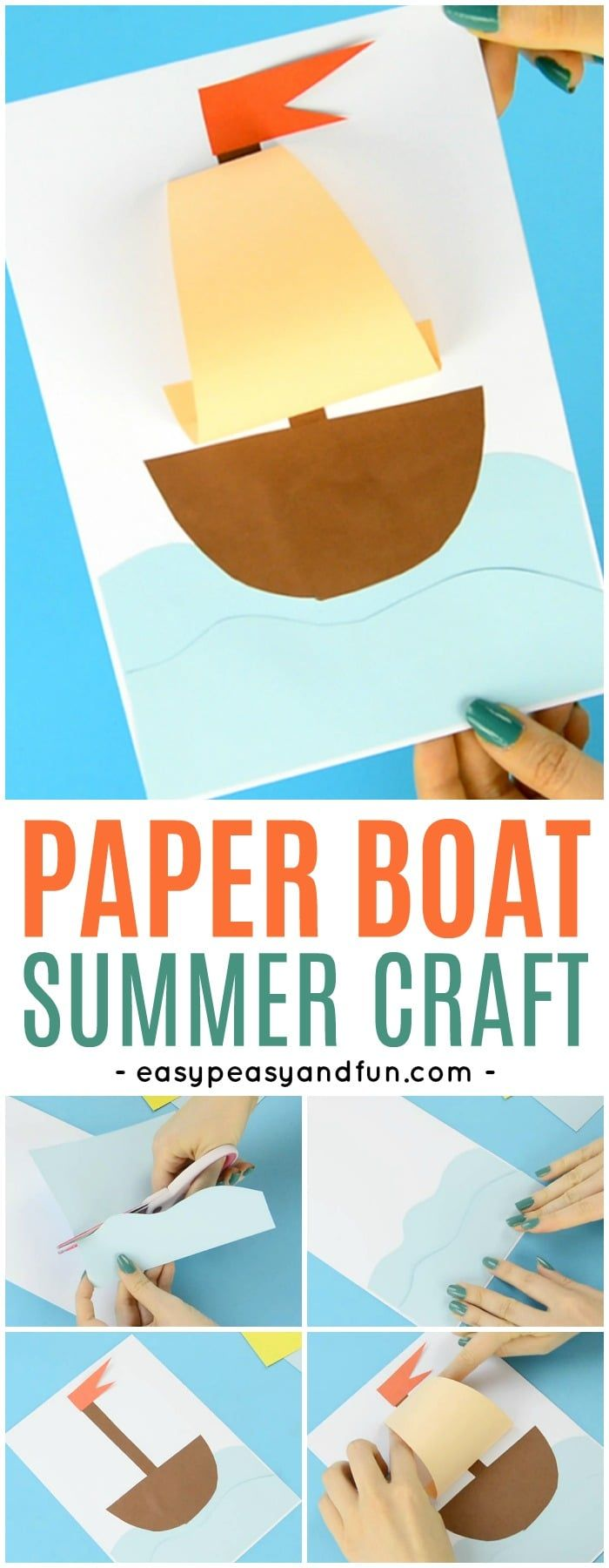 best 25 boat craft kids ideas on pinterest boat crafts