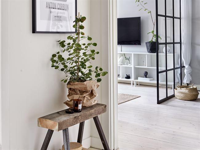 Un appartement coup de foudre en Suède