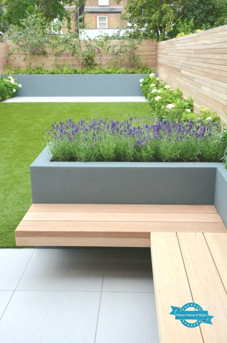 Balham Gardens Garten Howard London Recupe Tom Garten Design Garten London
