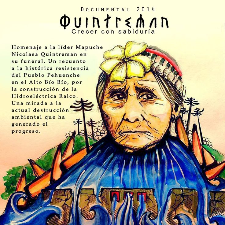 Quintreman - Crecer con Sabiduría (Documental 2014)