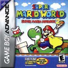 Play Super Mario Advance 2 - Super Mario World (Nintendo Game Boy Advance) online | Game Oldies