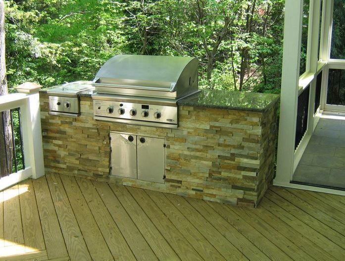 26 best diy build your own packages images on pinterest for Build my own outdoor kitchen