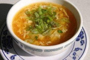 Egg Drop Soup Recipe With Chicken