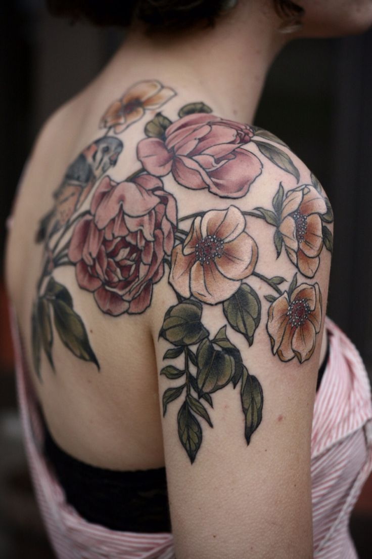 28 best tattoo images on pinterest flower sleeve tattoos tatoos and tattoo designs. Black Bedroom Furniture Sets. Home Design Ideas