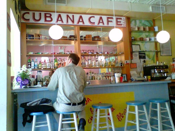 Cubana Park Slope location
