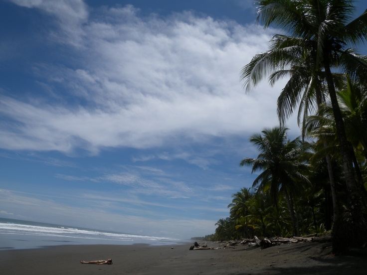 Plage du Pacifique