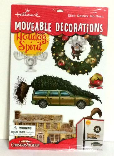 christmas vacation griswold hallmark decal sticker lot cousin eddie rv tree want to buy this on ebay at texaslonghornsuniqueboutique pinterest