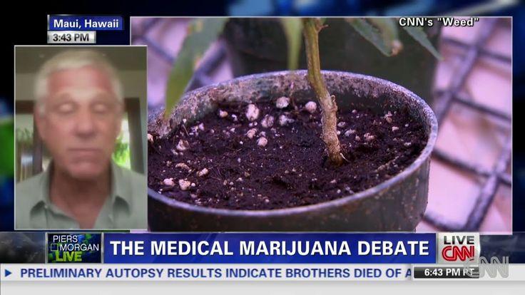 Dr  Sanjay Gupta :  I've tried marijuana