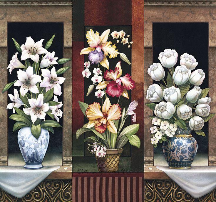 """Decoupage """"Flower Diverse"""" - 2. Debat om LiveInternet - Russisk service Online Diaries"""