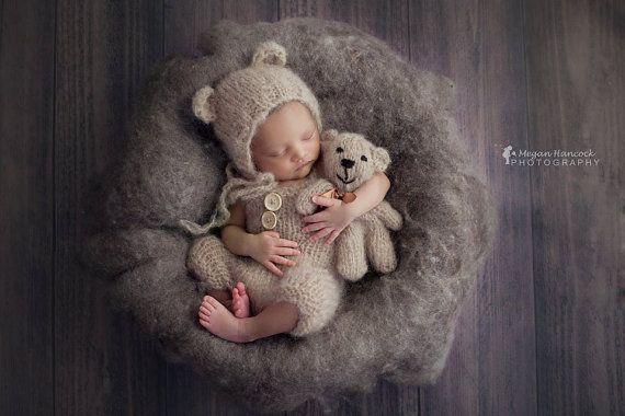 Polaire couverture laine peluches panier cadeau de Noël pour nouveau-né photo prop 3,5 oz