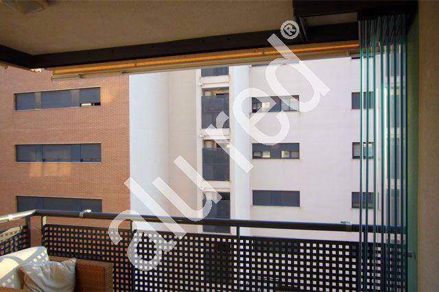 Precio cerramiento de terraza, ventanas de aluminio, puertas de cristal