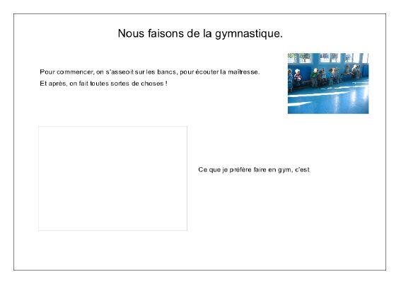 L'école de Léon - gym