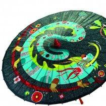 Sárkány szitakötővel - napernyő