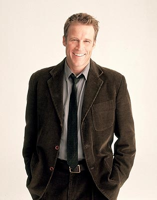 The Pink Heart Society: Male on Monday...Mark Valley