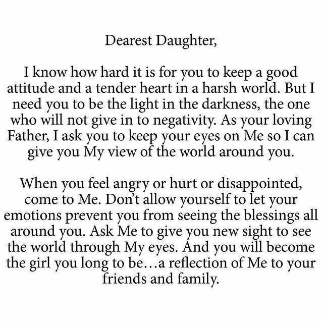 Dear Daughter This Is Why You Need To Write Your Own
