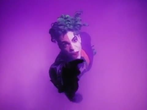 Prince music video Batdance...all batman fans must have this on their walls