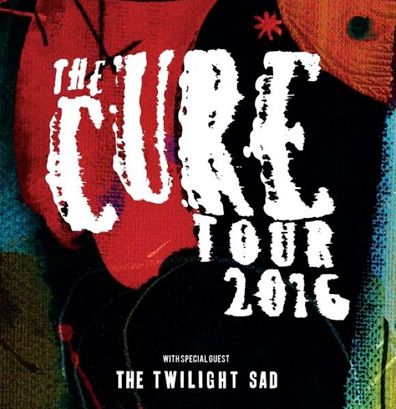 The cure tour dates in Brisbane