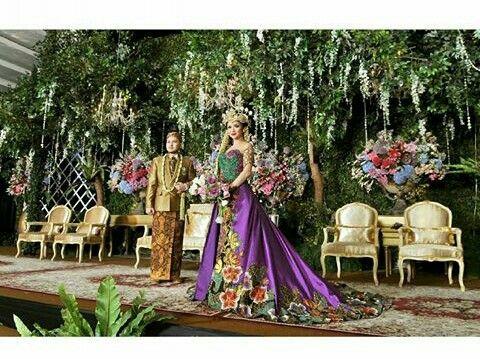 Wedding traditional sunda