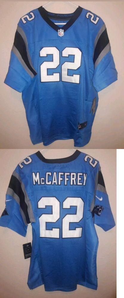 Soccer-Other 2885: Christian Mccaffrey Carolina Panthers Elite Jersey Blue Jersey Size 60 4Xl Sewn -> BUY IT NOW ONLY: $42.99 on eBay!