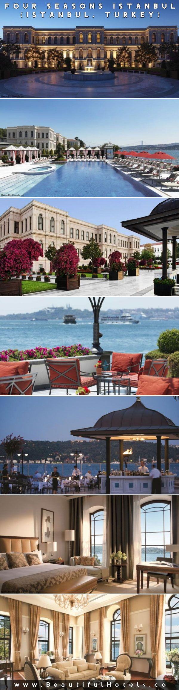 Four Seasons Istanbul at the Bosphorus (Istanbul, Turkey) *****