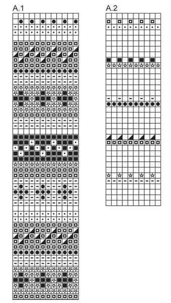 "Sweet As Candy Socks - Kuviolliset DROPS sukat ""Karisma""-langasta. Koot 35-46. - Free pattern by DROPS Design"